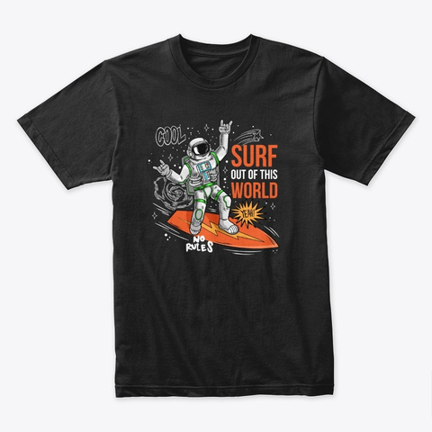 Surf Out Of This World